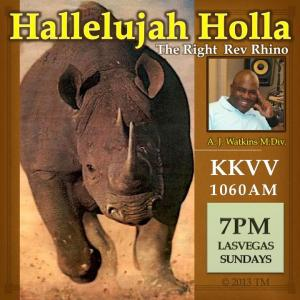 The Right Rev Rhino